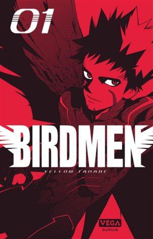 Birdmen - promo T.01   9782379501234