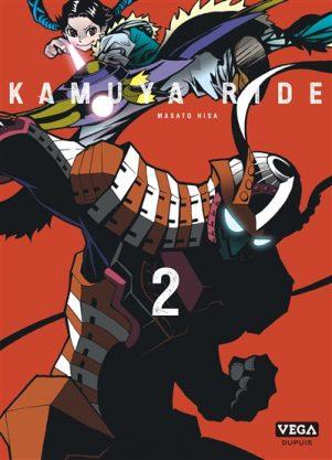 Kamuya ride - promo T.02   9782379501340
