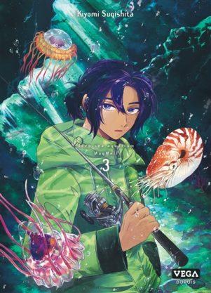 Deep sea aquarium magmell - promo T.03 | 9782379501388