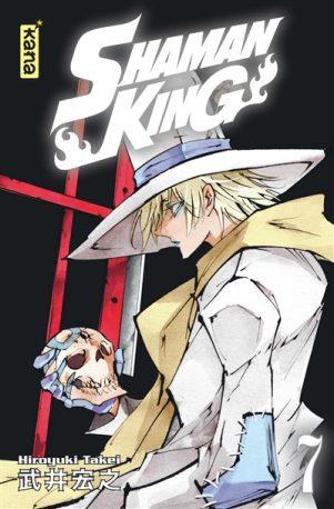 Shaman King - Star ed. T.07   9782505088431