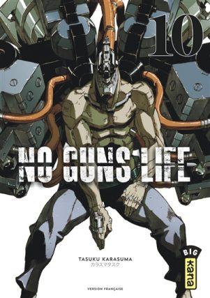 No Guns Life T.10   9782505089810
