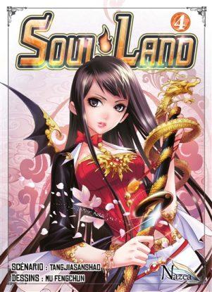 Soul land T.04   9782902487110