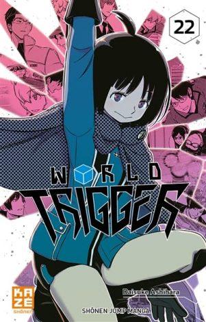 World Trigger (EN) T.22 | 9781974720934