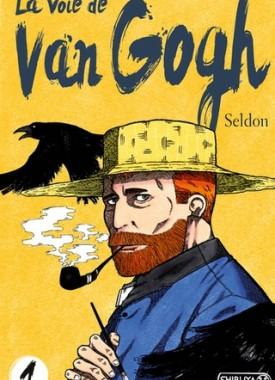Voie de Van Gogh (La) T.02 | 9782749939568