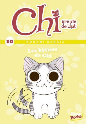 Chi, une vie de chat - Ed. de poche T.10 | 9782344007181