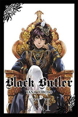 Black Butler (EN) T.16 | 9780316369022