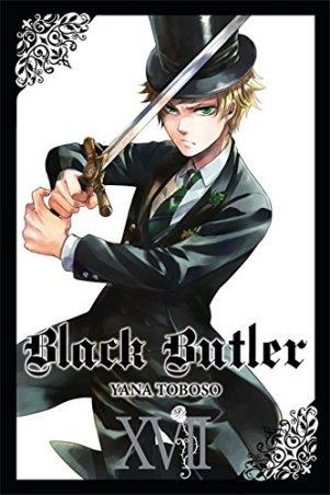 Black Butler (EN) T.17 | 9780316376709