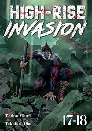High Rise Invasion (EN) T.17-18   9781645059905