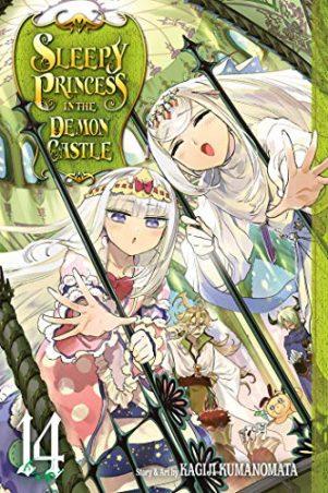 Sleepy princess in the demon castle (EN) T.14 | 9781974719808