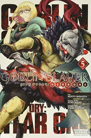 Goblin Slayer: Year One (EN) T.05   9781975315252