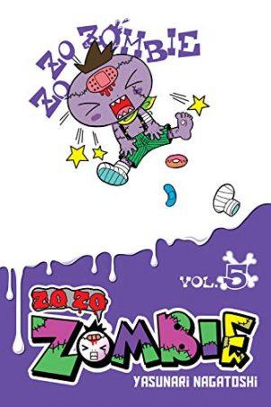 Zo Zo Zombie (EN) T.05 | 9781975353452