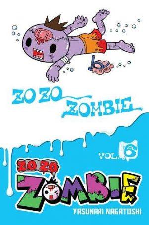 Zo Zo Zombie (EN) T.06 | 9781975353469