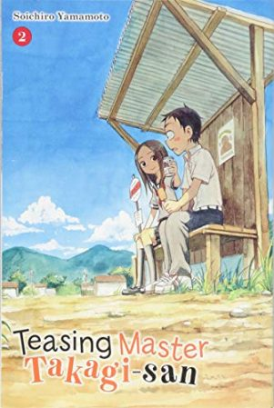 Teasing master Takagi-san (EN) T.02 | 9781975353667