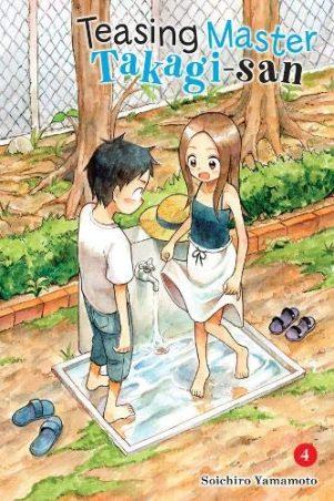 Teasing master Takagi-san (EN) T.04 | 9781975353681