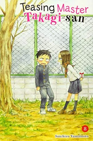 Teasing master Takagi-san (EN) T.08 | 9781975359393