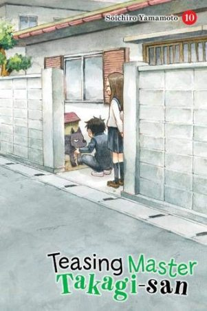 Teasing master Takagi-san (EN) T.10 | 9781975359416
