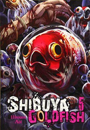 Shibuya Goldfish (EN) T.05   9781975385057