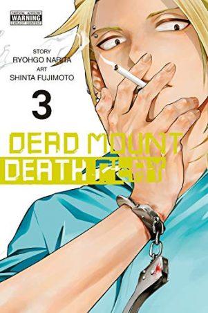 Dead mount death play (EN) T.03 | 9781975387426