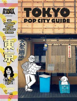 Tokyo pop city guide   9782019452179