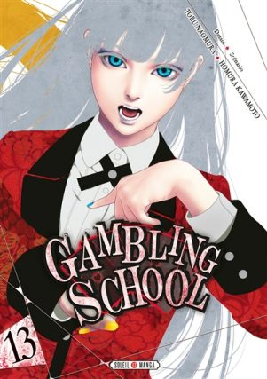 Gambling School T.13 | 9782302090750