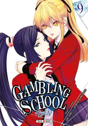 Gambling school Twin T.09 | 9782302090767