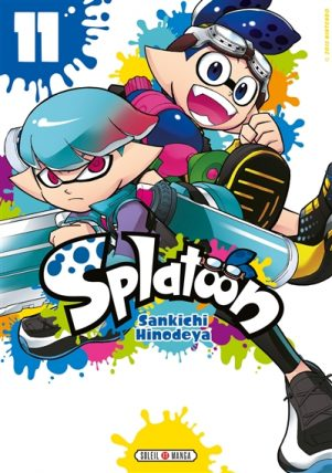 Splatoon T.11 | 9782302092808