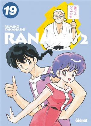 Ranma 1/2 - Ed. originale T.19 | 9782344041314