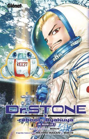 Dr Stone - Reboot Byakuya | 9782344046166