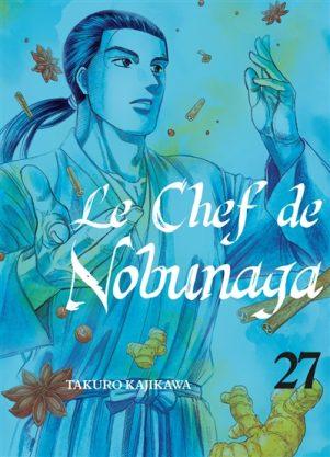 Chef de Nobunaga (Le) T.27   9782372875738
