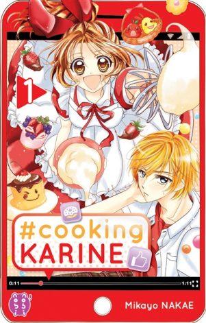 Cooking Karine T.01 | 9782373494150