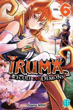 Iruma a l'ecole des demons T.06   9782373495348