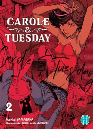 Carole and Tuesday T.02   9782373495393