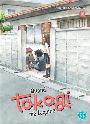Quand Takagi me taquine T.10 | 9782373495553