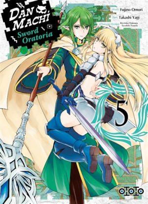 Dan Machi - Sword Oratoria T.05   9782377174027