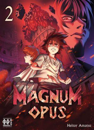 Magnum opus T.02   9782377773428