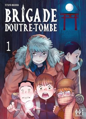 Brigade d'outre-tombe T.01   9782377773862