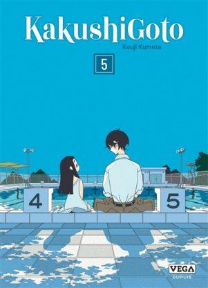 Kakushigoto T.05 | 9782379500411