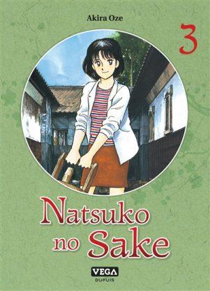 Natsuko no sake T.03 | 9782379500756