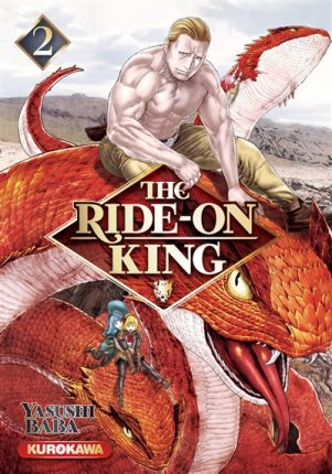 Ride-on king (The) T.02   9782380710199