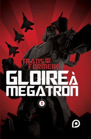 Tranformers: All hail Megatron   9782380712117