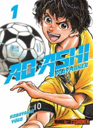 Ao ashi playmaker T.01 | 9782382810460
