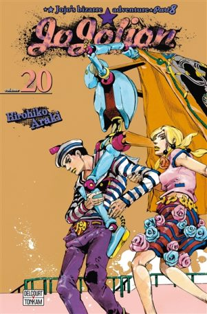 Jojo's Bizarre Adventure - Part.8 - JojoLion T.20 | 9782413027768