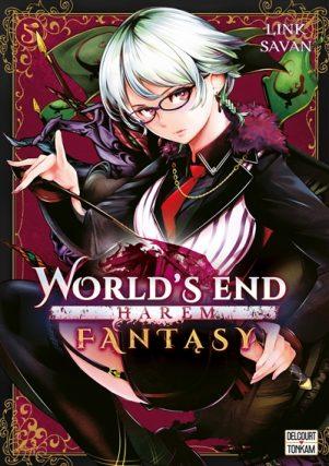 World's end harem - Fantasy T.05   9782413041214