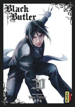 Black Butler T.30   9782505085232