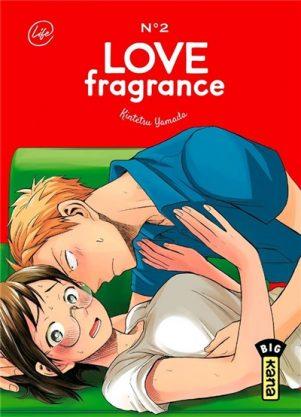 Love fragrance T.02   9782505088073