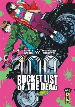 Zom 100, bucket list of the dead T.01 | 9782505110002