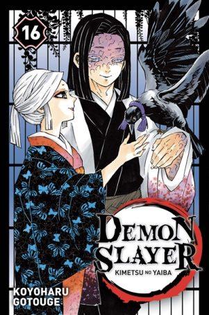 Demon Slayer T.16   9782809495430