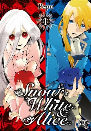 Snow White et Alice T.01 | 9782811628819