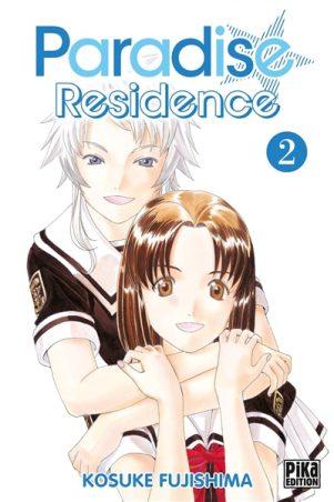 Paradise residence T.02   9782811630133