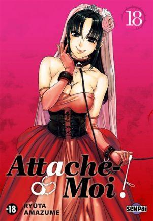 Attache-Moi T.18 | 9782811643409